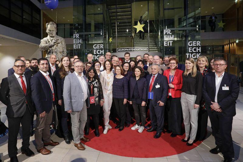 Europawahl Spd Liste
